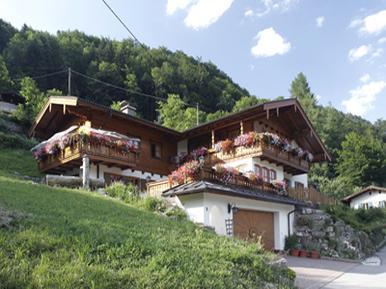 Gemütliches Ferienhaus : Region Berchtesgadener Land für 4 Personen