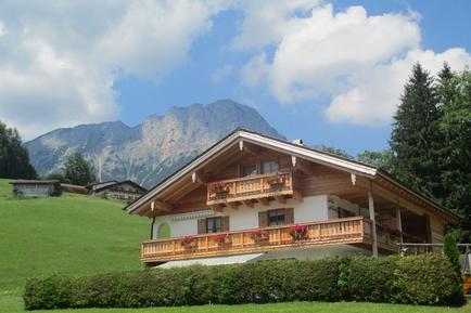 Gemütliches Ferienhaus : Region Berchtesgadener Land für 2 Personen