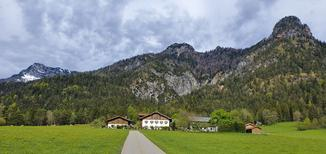 Appartement 1356567 voor 2 volwassenen + 2 kinderen in Bischofswiesen