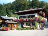 Ferielejlighed 1356628 til 4 personer i Bischofswiesen