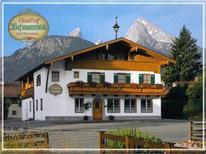 Appartement 1356649 voor 4 personen in Bischofswiesen