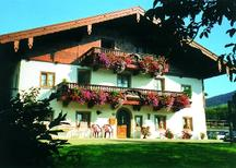 Holiday apartment 1356988 for 5 persons in Inzell