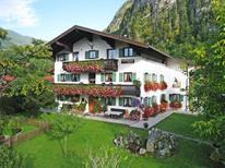 Appartement 1357519 voor 6 personen in Unterwössen-Oberwössen