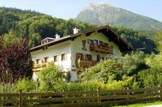Ferienwohnung 1357695 für 4 Personen in Ramsau bei Berchtesgaden