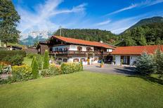 Appartement 1357759 voor 3 personen in Ramsau bei Berchtesgaden
