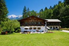 Appartement 1357776 voor 5 personen in Ramsau bei Berchtesgaden
