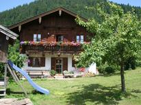 Holiday apartment 1359140 for 7 persons in Aschau im Chiemgau-Sachrang
