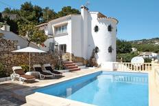 Holiday home 1360409 for 4 persons in Benissa