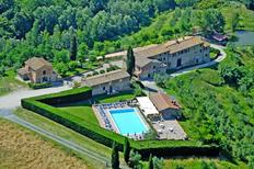 Vakantiehuis 1360478 voor 6 volwassenen + 2 kinderen in Montaione