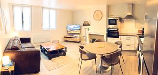 Appartement 1360841 voor 4 personen in Besancon
