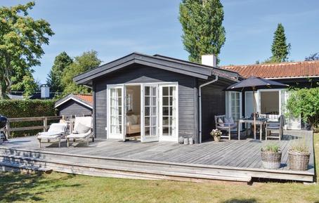 Gemütliches Ferienhaus : Region Hornbæk für 5 Personen