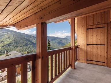 Gemütliches Ferienhaus : Region Französische Alpen für 7 Personen