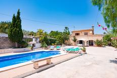 Holiday home 1362230 for 6 persons in Benissa