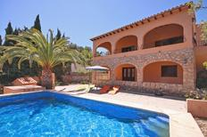 Holiday home 1362235 for 6 persons in Benissa