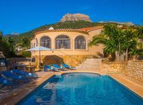 Vakantiehuis 1362267 voor 6 personen in Calpe