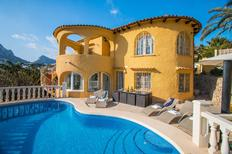 Holiday home 1362269 for 8 persons in Calpe