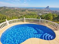 Holiday home 1362284 for 4 persons in Calpe