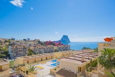 Holiday apartment 1362290 for 4 persons in Calpe