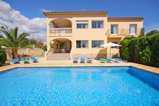 Vakantiehuis 1362338 voor 16 personen in Calpe