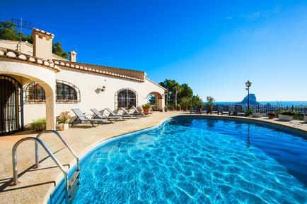 Gemütliches Ferienhaus : Region Costa-Blanca für 20 Personen
