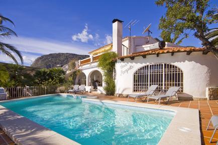 Gemütliches Ferienhaus : Region Costa-Blanca für 8 Personen