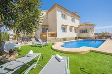 Holiday home 1362359 for 10 persons in Calpe