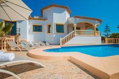 Ferienhaus 1362360 für 14 Personen in Calpe