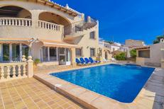 Holiday home 1362399 for 10 persons in Calpe