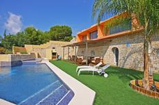 Holiday home 1362405 for 10 persons in Calpe