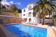 Ferienhaus 1362406 für 10 Personen in Benissa