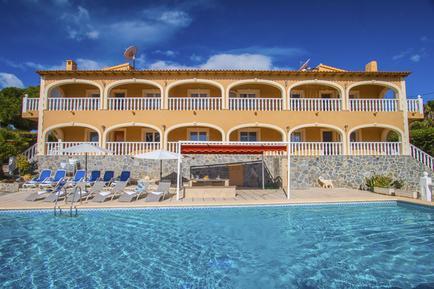 Gemütliches Ferienhaus : Region Costa-Blanca für 24 Personen