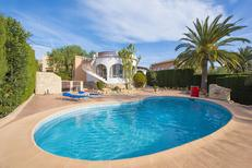 Holiday home 1362476 for 6 persons in Calpe