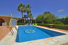 Holiday home 1362488 for 6 persons in Xaló