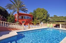 Villa 1362492 per 16 persone in Moraira
