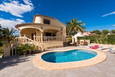 Holiday home 1362503 for 8 persons in Moraira