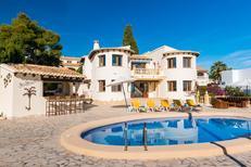 Vakantiehuis 1362506 voor 10 personen in Moraira