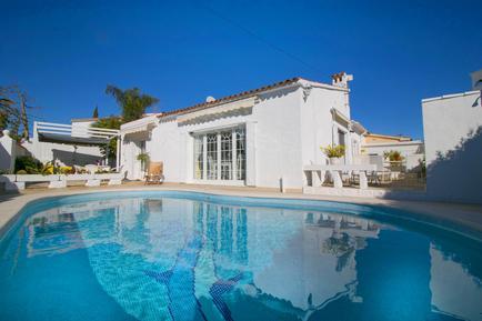 Gemütliches Ferienhaus : Region Costa-Blanca für 5 Personen