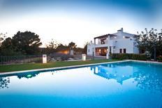 Ferienhaus 1362839 für 12 Personen in Ibiza-Stadt