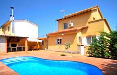 Ferienhaus 1362995 für 6 Personen in Santa Coloma de Farners