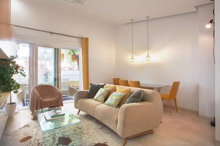 Für 4 Personen: Hübsches Apartment / Ferienwohnung in der Region Costa-del-Sol