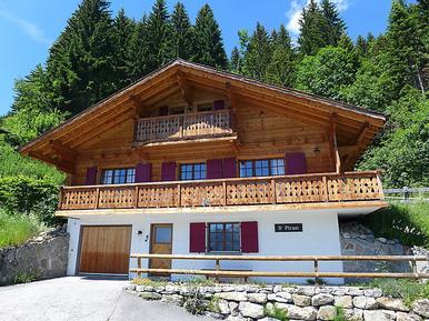 Gemütliches Ferienhaus : Region Waadt für 8 Personen