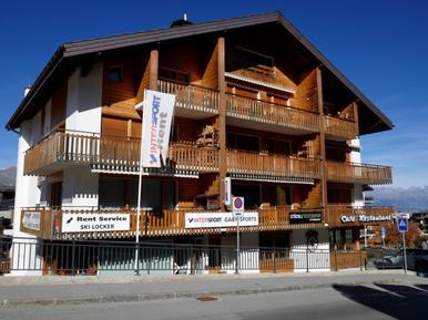 Für 2 Personen: Hübsches Apartment / Ferienwohnung in der Region Nendaz