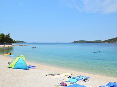Gemütliches Ferienhaus : Region Šibenik-Knin für 3 Personen