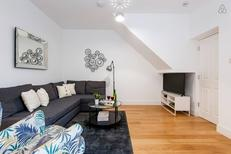 Appartement 1365257 voor 6 personen in London-Hammersmith and Fulham