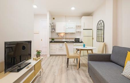 Für 4 Personen: Hübsches Apartment / Ferienwohnung in der Region Malaga