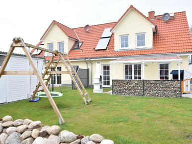 Gemütliches Ferienhaus : Region Ostseeküste Deutschland für 6 Personen