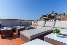 Appartement 1367839 voor 6 personen in Barcelona-Eixample