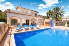 Holiday home 1367848 for 8 persons in Calpe