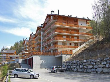 Für 6 Personen: Hübsches Apartment / Ferienwohnung in der Region Nendaz