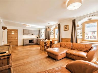 Für 4 Personen: Hübsches Apartment / Ferienwohnung in der Region Graubünden